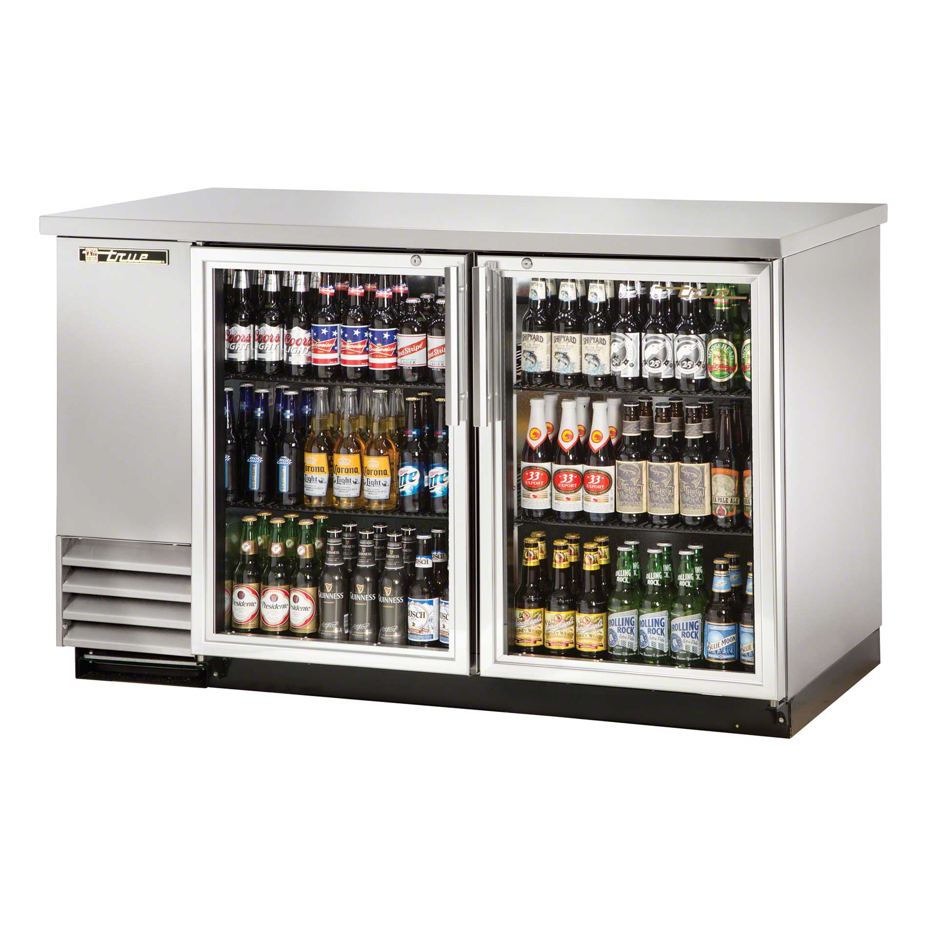 True Ultra Cold Back Bar