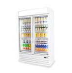 Glass Door Freezers & Chillers