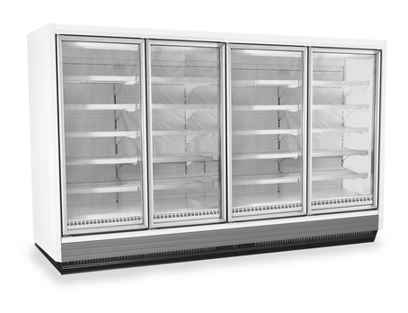 Remote Glass Door Freezers Cases