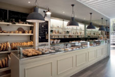 Bakery Show Counters