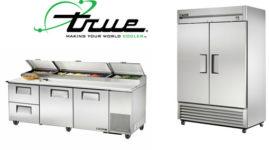 True Storage Refrigeration