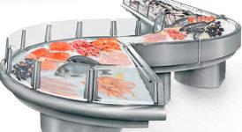 Fish Display Counters
