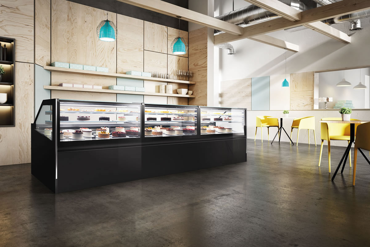 PREM Pastry & Gelato Counter System