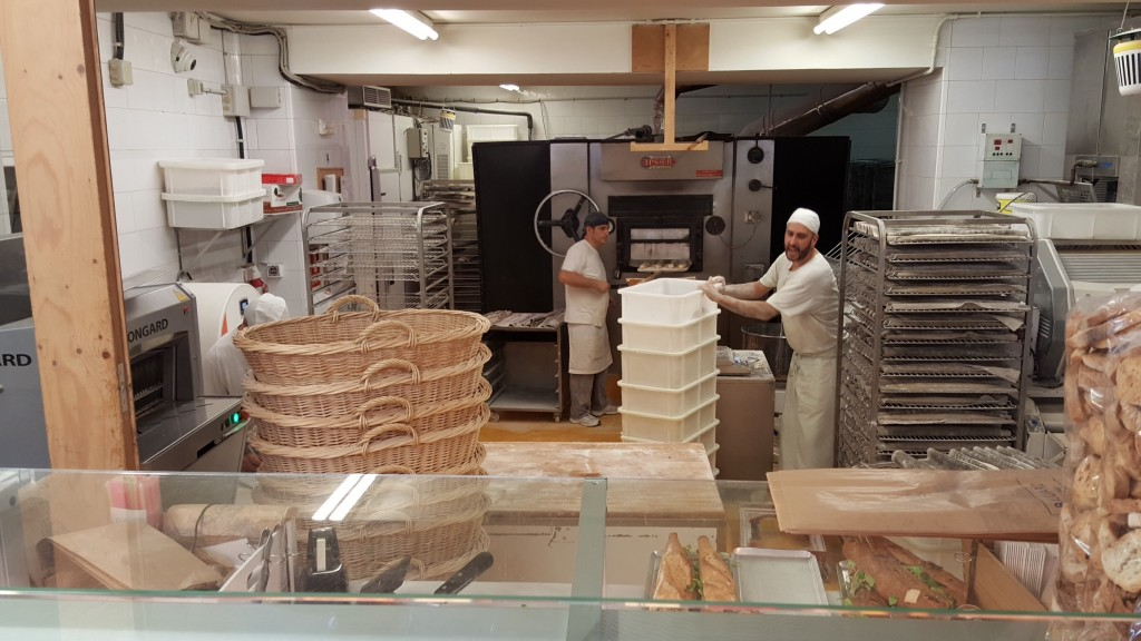 Bakery Production Refrigeration