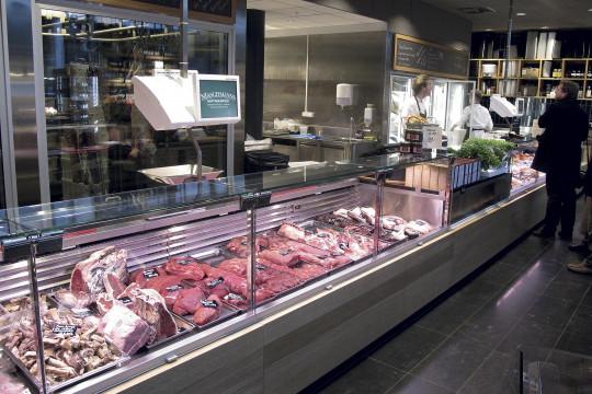 Premium Butchery & Deli Display Refrigeration Cases