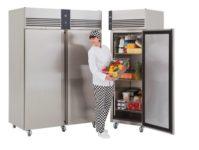 Vertical Storage Refrigeration