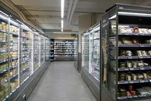 Display Refrigeration & Freezers